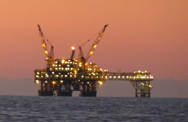 Bass Strait Oil and Gas Fields